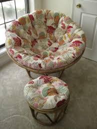 Papasan Chair Cushion Outdoor Chairs Khaki Microsuede Outdoor Papasan Chair Cushion Pier One