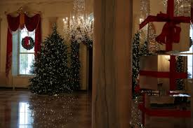photos white house christmas decorations unveiled for 2016 season