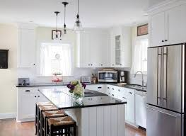 Kitchen Designs For L Shaped Kitchens by Modern L Shaped Kitchen U2014 Smith Design Small L Shaped Kitchen