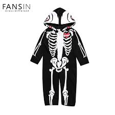 Halloween Costume Skeleton Fansin Brand Baby Boys Girls Halloween Costume Skeleton Christmas