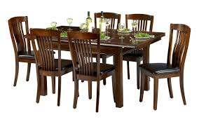 Expandable Dining Room Table Three Posts Remsen Extendable Dining Set With 6 Chairs U0026 Reviews