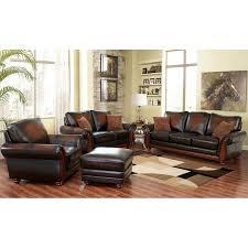 costco living room sets brudgevukke 4 piece top grain leather sofa loveseat armchair