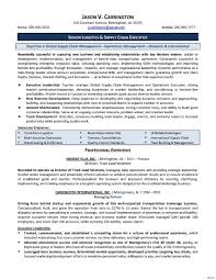 sle resume templates resume profile exles logistics new supply chain management