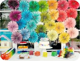 How To Make Birthday Decorations At Home Diy Kids Party Decorations Henol Decoration Ideas