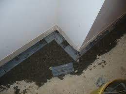 Wet Basement Waterproofing - basement u0026 crawlspace repair case studies amc911