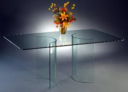 glass table base only glass table base only stylish curved dining bases within 9