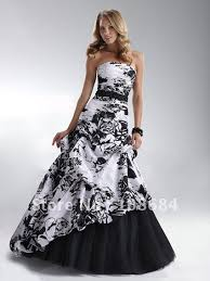 black and white wedding dress black wedding dresses wedding dresses black and white