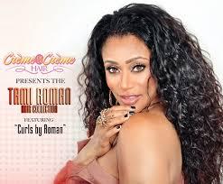 tammy hair line tami roman launches curls by roman hair line with crème de la