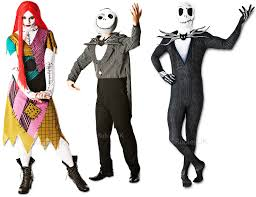 the nightmare before adults fancy dress mens