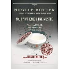 hustle butter deluxe before u0026 after tattoo