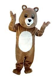 buy cool bear costume mascot teddy bear costume shop com