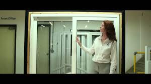 modern sliding door system 2200 youtube