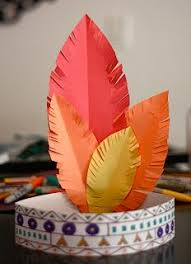 turkey headdress fall classroom ideas