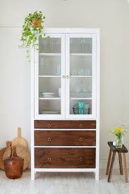 china cabinet white hutch cabinet modern china gorgeous and grey