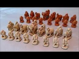 ancient chess the oldest chess set ever discovered in the world chessmen