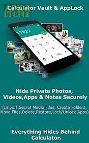 gallery hider apk calculator vault gallery lock for android free at apk