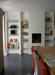 boekenkast en openhaard woon ideeen pinterest interiors
