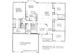 custom ranch floor plans whalen custom homes waterford ii 5 bedroom st louis ranch home