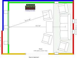 home theater floor plans home theater design plans beauteous decor pjamteen com