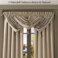 brookston solid color window treatment