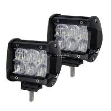 Led Light Bar Driving Lights by 2x 4 30w Cree Chips 5d Led Light Bar External Lights Off Road