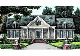 revival home plans classic revival home plans frank betz associates