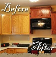 Kitchen Cabinet Refacing DIY Cozy Home - Diy kitchen cabinet refinishing