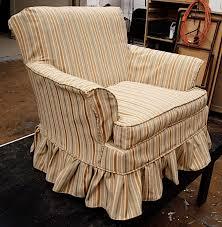 Armchair Slip Cover Upholstery U2014 Pins U0026 Paint