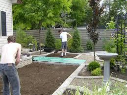 Narrow Backyard Landscaping Ideas Appealing Small Narrow Backyard Landscape Ideas Images Design