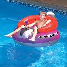 amazon com swimline ufo spaceship squirter toys u0026 games
