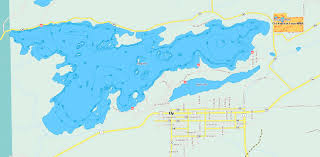 Minnesota Topographic Map Ely Mn Lake Maps Burntside Lake Fall Lake Shagawa Lake