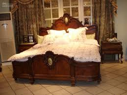 Dark Oak Bedroom Furniture Bedroom Solid Wood Furniture Vivo Furniture