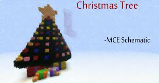 christmas tree schematic download minecraft project