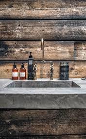 New Kitchen Sink Cost by Best 25 Concrete Sink Ideas On Pinterest Concrete Design