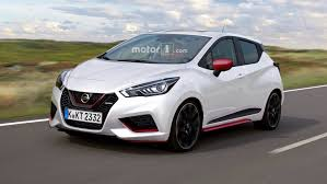 nissan micra latest model nissan micra nismo is the hatch we want