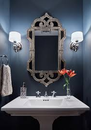 Paint Colors For Powder Room - 164 best powder rooms images on pinterest bathroom ideas room