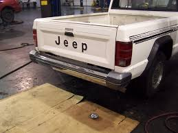 jeep comanche lowered retro scca race truck project your project mjs comanche club