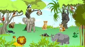 learn jungle the best wild animal sounds for kids song for