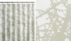 Shower Curtain Sale Sale Larch Shower Curtain Apartment Therapy