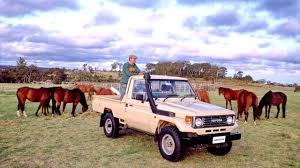 land cruiser pickup 1998 toyota land cruiser pickup au spec j79 u00271990 u201394 youtube