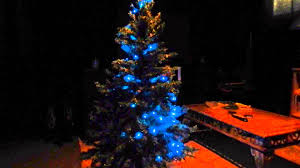 colored christmas tree lights dream color led christmas tree lights youtube