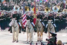mustang marine marine mounted color guard simply marvelous