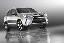 subaru cars white subaru cars news 2013 forester xt on sale from 43 490