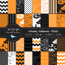 vintage halloween pattern background halloween clipart clip art scrapbooking backgrounds papers