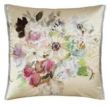 designers guild kissen designers guild kissen palissy camellia 50x50cm wohndekor müller