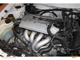 1998 toyota corolla engine specs 1998 toyota corolla le 1 8 liter dohc 16 valve 4 cylinder engine