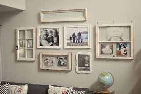Wall Picture Frames by 32 Creative Gallery Wall Ideas To Transform Any Room