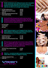 nail salon flyer u0026 ad template spa ad flyer pinterest
