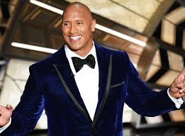 dwayne johnson refuses to remove stage makeup