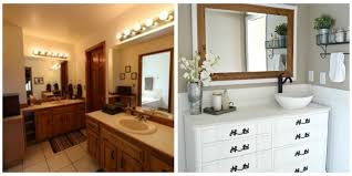 Bathroom Remodel Ideas Before And After 5 Brilliant Design Ideas From This Elegant Farmhouse Bathroom